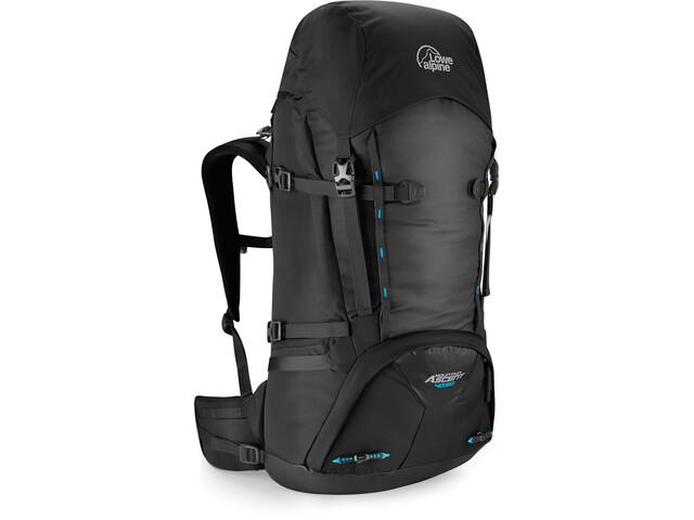 Lowe Alpine Mountain Ascent 40:50 Backpack Herren onyx
